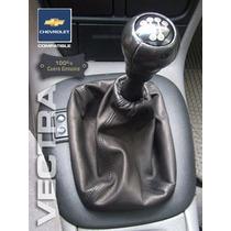 Chevrolet Vectra: Fuelle De Cuero Genuino Palanca Cambios