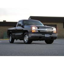 Libro De Taller Chevrolet Silverado, 2000-2006, Envio Gratis