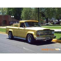 Libro De Usuario Ika - Renault Jeep 1000 (1956-1978)
