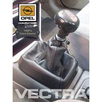 Funda Cuero Genuino Palanca De Cambios Opel Vectra