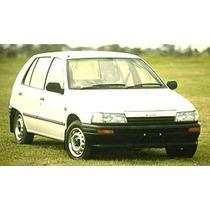 Software De Despiece Daihatsu Charade, 1987-1994.