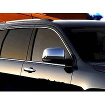Cubre Espejos Cromados Jeep Grand Cherokee 2011-2014