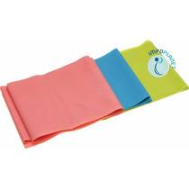 Banda Elastica Latex Kit De 3 Bandas 120x15cms Pilates Yoga