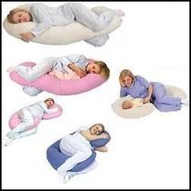 Cojin C P/descanso En El Embarazo+regalo P/estimular Al Bebe