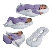 Cojin Slabon Diseño D/cuerpo Completo P/embarazo Y Lactancia