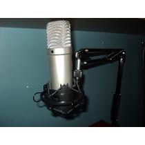 Arañas / Shockmounts / Suspensiones Para Micrófono Estudio