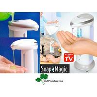 Dispensador De Jabon Con Sensor Automatico, Soap Magic