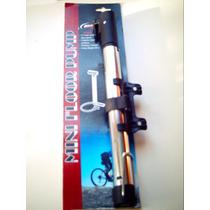 Bombin Cuerpo Aluminio. Incluye Soporte!. Bicicletas-oferta!