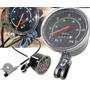 Velocímetro Odómetro Estilo Clásico Analógico Para Bicicleta