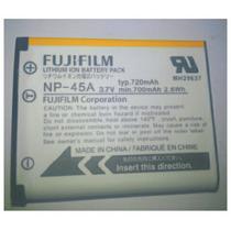 Batería Fujifilm Original + Alternativa