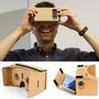 Lentes Virtuales Vr, Google Cardboard, + 100 Juegos (apk)