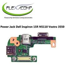 Power Jack Dell Inspiron 15r N5110 Vostro 3550