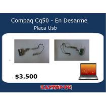 Placa Usb Compaq Cq50 101la En Desarme