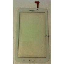 Pantalla Tactil Touch Galaxy Tab 3 7 T210 P3210 Blanca.