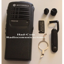 Vendo Carcasa Negra (kit Cosmetico) Para Motorola Pro5150