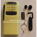 Vendo Carcasa Amarilla (kit Cosmetico) Para Motorola Pro5150