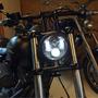 Foco Led 5,75 Para Harley Davidson O Similar