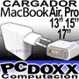 Cargador Macbook Pro, Air 11