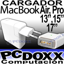 Cargador Macbook Pro, Air 11