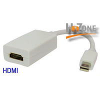 Adaptador Minidisplay Port A Hdmi Para Macbook Imac, H2zone