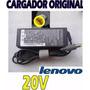 Cargador De Notebook Lenovo Original.