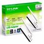 Adaptador Usb Wifi 150mbps Tp-link Antena Desmontable