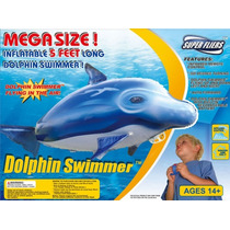 Delfin Inflable Volador Control Remoto Dolphin Swimmer