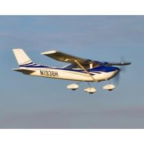 Avión Eléctrico Radiocontrolado Cessna 182 - 400 Class