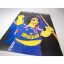 Poster Universidad De Chile Homero Simpson