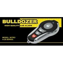 Alarma Bulldozer Con Anti-asalto, Instalada Adomicilio