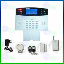 Alarma Gsm Inalambrica Kit Seguridad Casa Oficina Empresa
