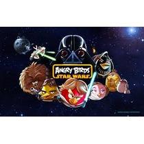 Laminas Album Angry Birds Star Wars (2013)