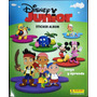 Laminas Disney Junior (2012)