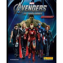 Laminas Album The Avengers (2012)