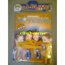 Albúm A Teens Promo 2000 Salo 50 Sobres Con Laminas Sellado