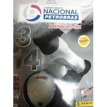 Laminas Album Campeonato Petrobras Apertura 2013/2014 (2013)