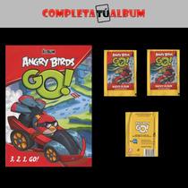 Laminas Album Angry Birds Go! (2014)