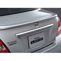 Aleron Spoiler Nissan Tiida Sedan