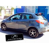 Alerón Mazda 2 - Calidad Pmercury