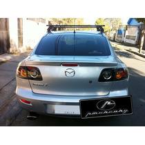Alerón Mazda 3 (2005-2010) Calidad Pmercury