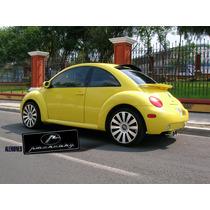 Alerón Volkswagen Beetle - Calidad Pmercury