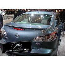 Alerón New Mazda 3 (2010 +) - Calidad Pmercury