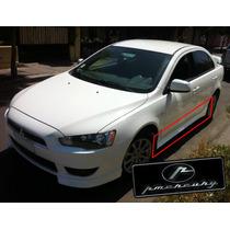 Faldones Mitsubishi Lancer - Calidad Pmercury