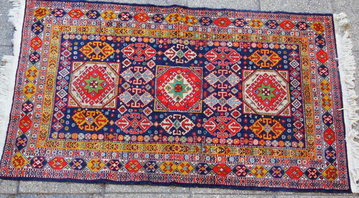 Opiniones de alfombra persa for Tejido persa