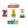 Yerba Mate Sabores 500gr Taragui, Cbsé, Verde Flor,rosamonte