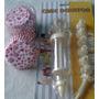 Set Para Cupcakes 100 Cápsulas + Boquilla Decoradora