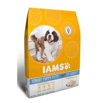 Iams Cachorro Para Perros Razas Grandes Saco 17.5 Kg + Envío