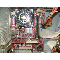 Cpu, Placa Msi (ms7061) Funcionando 100%. Sist. Operativo Xp