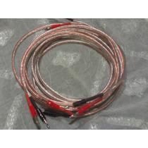 Cable Parlante Hi Fi Grueso Libre Oxigeno Excelente Calidad