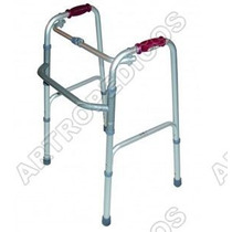 Andador Plegable De Aluminio Para Adulto Mayor